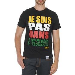Odjeća Muškarci  Majice kratkih rukava Wati B TEE Crna