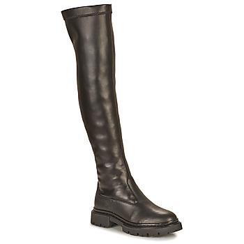 Obuća Žene  Čizme iznad koljena Ikks BT80105 Crna