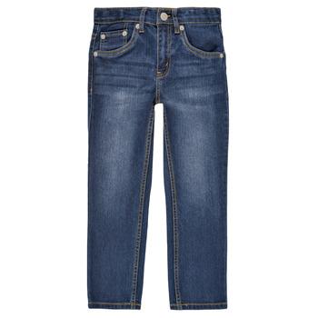 Odjeća Dječak  Slim traperice Levi's 511 SLIM FIT JEANS Blue