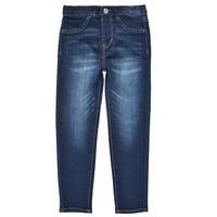 Odjeća Djevojčica Tajice Levi's PULL-ON JEGGINGS Blue / Zagasita