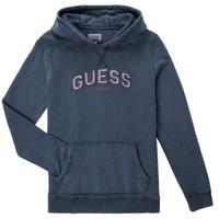 Odjeća Dječak  Sportske majice Guess TRAMI Blue