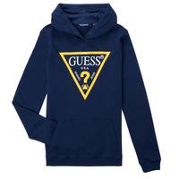 Odjeća Dječak  Sportske majice Guess CAMILA Blue