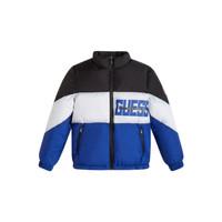 Odjeća Dječak  Pernate jakne Guess THABITHA Blue