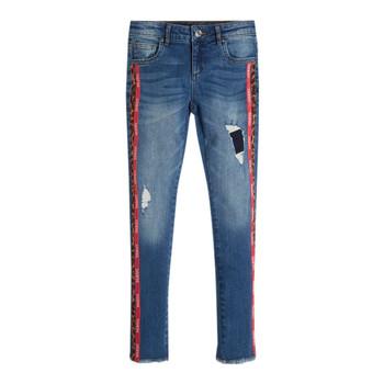 Odjeća Djevojčica Slim traperice Guess TRAMIN Blue