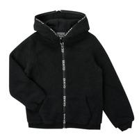 Odjeća Dječak  Kratke jakne Guess THERRA Crna