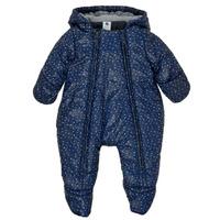 Odjeća Djevojčica Pernate jakne Petit Bateau BETTA Multicolour