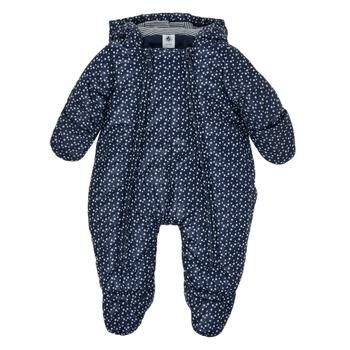 Odjeća Dječak  Pernate jakne Petit Bateau FRENNY Bijela