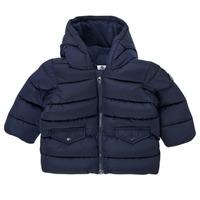 Odjeća Dječak  Pernate jakne Petit Bateau COLINE Blue