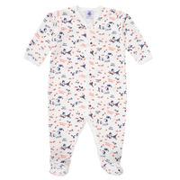 Odjeća Djevojčica Pidžame i spavaćice Petit Bateau LEA Multicolour