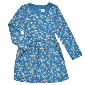 Odjeća Djevojčica Kratke haljine Petit Bateau EMILIENNE Multicolour