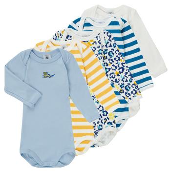 Odjeća Dječak  Pidžame i spavaćice Petit Bateau FEDDY Multicolour