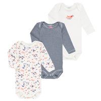 Odjeća Djevojčica Pidžame i spavaćice Petit Bateau FERY Multicolour