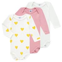 Odjeća Djevojčica Pidžame i spavaćice Petit Bateau GRELOU Multicolour