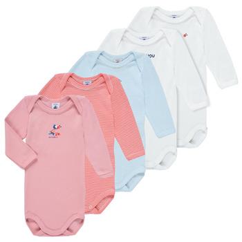 Odjeća Djevojčica Pidžame i spavaćice Petit Bateau PUNIKA Multicolour