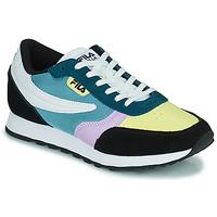 Obuća Žene  Niske tenisice Fila ORBIT CB LOW Blue / Crna