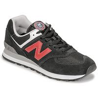 Obuća Muškarci  Niske tenisice New Balance 574 Crna / Red
