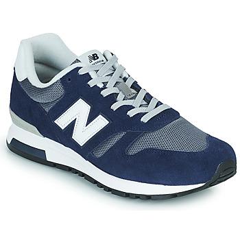 Obuća Muškarci  Niske tenisice New Balance 565 Blue / Siva
