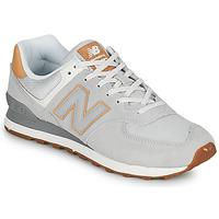 Obuća Muškarci  Niske tenisice New Balance 574 Siva / Bež