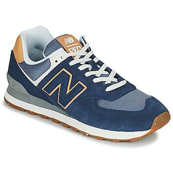 Obuća Muškarci  Niske tenisice New Balance 574 Blue