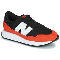 Obuća Muškarci  Niske tenisice New Balance 237 Crna / Narančasta