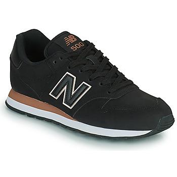 Obuća Žene  Niske tenisice New Balance 500 Crna