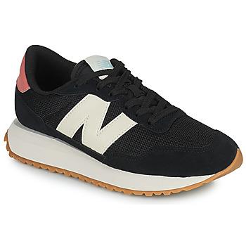 Obuća Žene  Niske tenisice New Balance 237 Crna / Bijela / Ružičasta