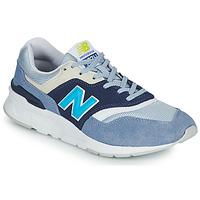 Obuća Žene  Niske tenisice New Balance 997 Bijela / Blue