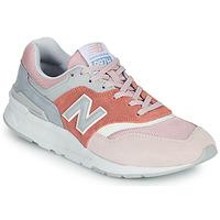 Obuća Žene  Niske tenisice New Balance 997 Ružičasta / Siva