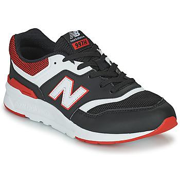Obuća Dječak  Niske tenisice New Balance 997 Crna / Red