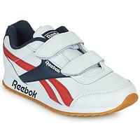 Obuća Djeca Niske tenisice Reebok Classic REEBOK ROYAL CLJOG 2 2V Bijela / Red
