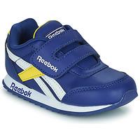 Obuća Djeca Niske tenisice Reebok Classic REEBOK ROYAL CLJOG 2  KC Blue / Žuta / Bijela