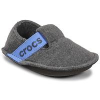 Obuća Djeca Papuče Crocs CLASSIC SLIPPER K Siva / Blue