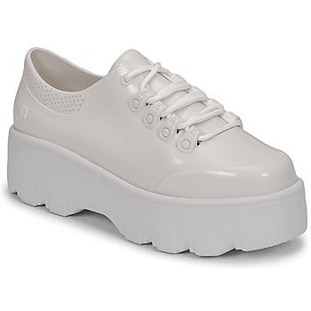 Obuća Žene  Derby cipele Melissa MELISSA KICK-OFF AD Bijela