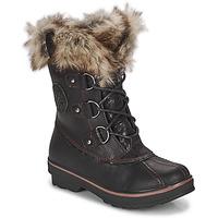 Obuća Žene  Čizme za snijeg Kimberfeel CAMILLE Crna