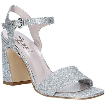 Obuća Žene  Sandale i polusandale Grace Shoes 2384002 Srebro