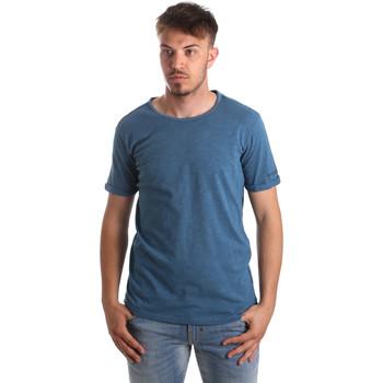Odjeća Muškarci  Majice / Polo majice Gaudi 911BU64027 Plava