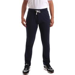 Odjeća Muškarci  Hlače Key Up 2F36E 0001 Plava