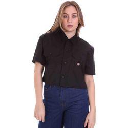 Odjeća Žene  Košulje i bluze Dickies DK0A4XE1BLK1 Crno