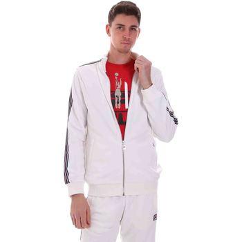 Odjeća Muškarci  Sportske majice Fila 688550 Bijela