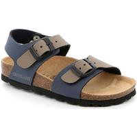 Obuća Djeca Sandale i polusandale Grunland SB0901 Plava