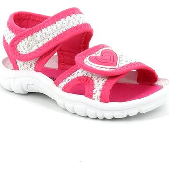 Obuća Djevojčica Sandale i polusandale Grunland PS0060 Ružičasta