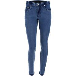 Odjeća Žene  Skinny traperice Freddy BLACK1RS101 Plava
