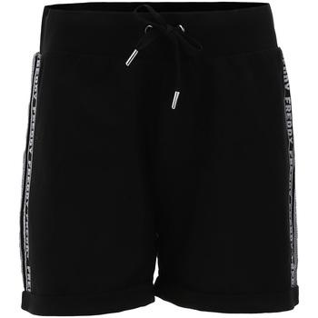 Odjeća Žene  Bermude i kratke hlače Freddy S1WCLP3 Crno