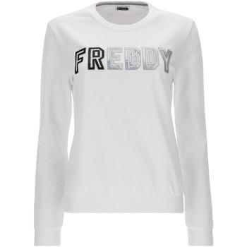 Odjeća Žene  Sportske majice Freddy S1WCLS4 Bijela
