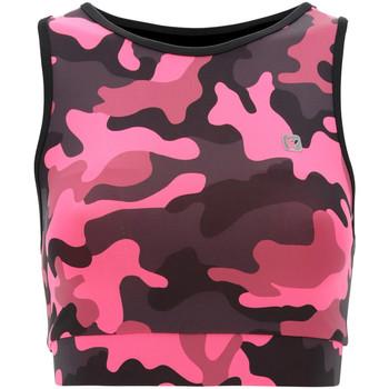 Odjeća Žene  Sportski grudnjaci Freddy S1WFTB2C Ružičasta