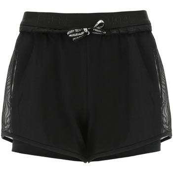 Odjeća Žene  Bermude i kratke hlače Freddy S1WTBP7 Crno