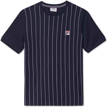 Odjeća Djeca Majice kratkih rukava Fila 688809 Plava