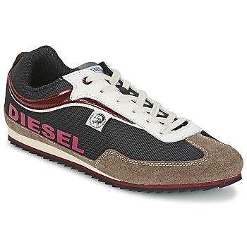 Obuća Muškarci  Niske tenisice Diesel Basket Diesel Smeđa