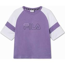 Odjeća Djeca Majice kratkih rukava Fila 683330 Ljubičasta