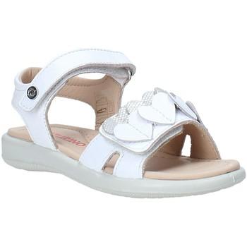 Obuća Djevojčica Sandale i polusandale Naturino 502857 01 Bijela